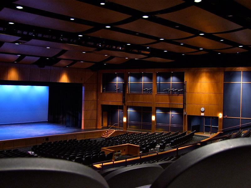 Westbrook Performing Arts Center