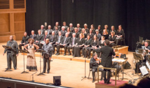 """2014 Performance of """"The Summer King"""" at Merrill Auditorium in Portland, Maine."""
