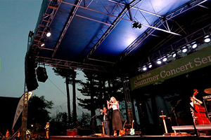 LL Bean Free Summer Concert Series