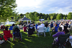 Scarborough Summer Concerts in the Park