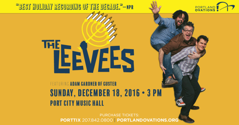 The LeeVees at Port City Music Hall