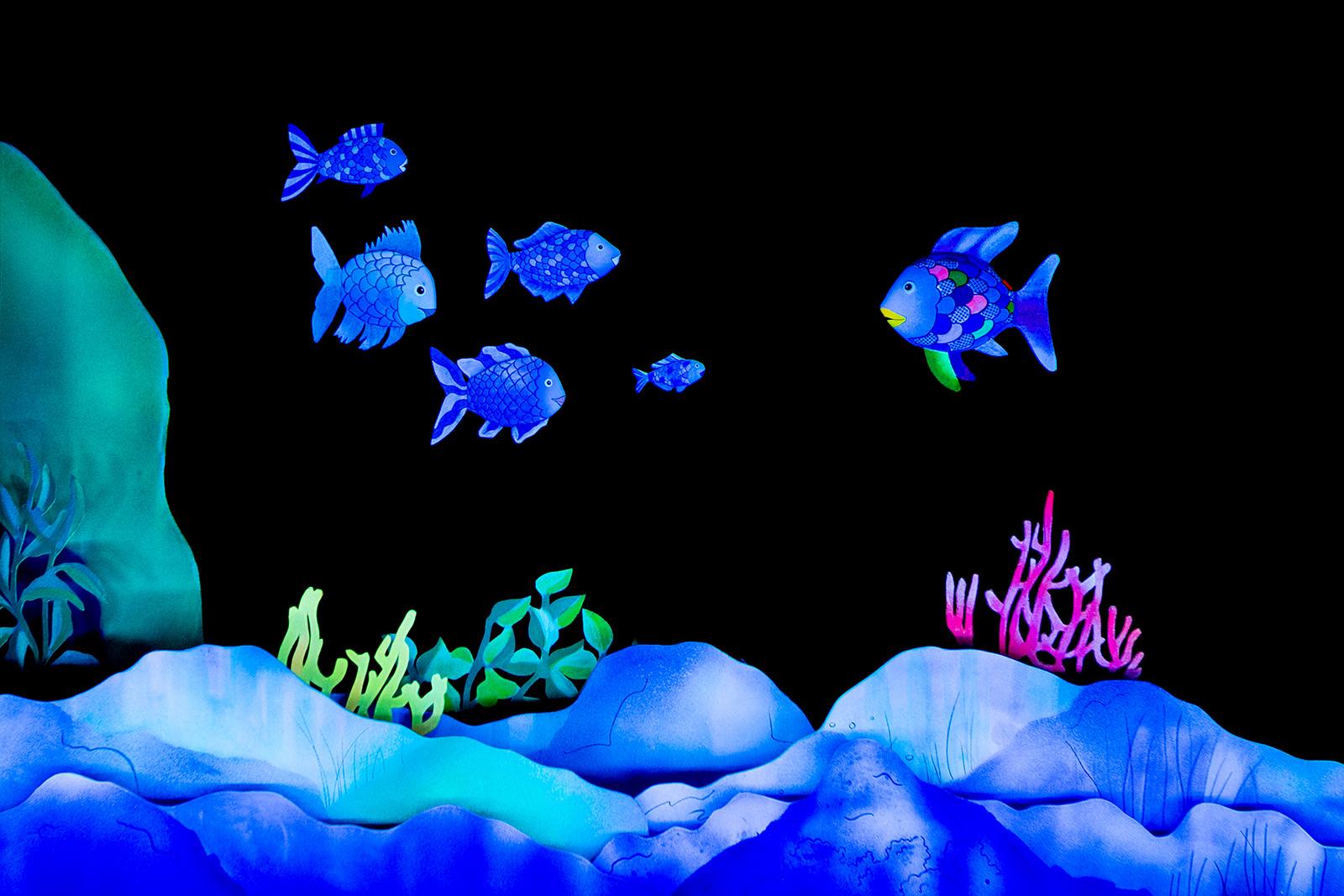 Mermaid Theatre The Rainbow Fish Portland Ovations