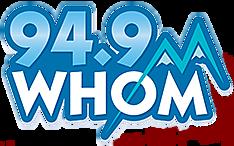 94.9 WHOM Logo