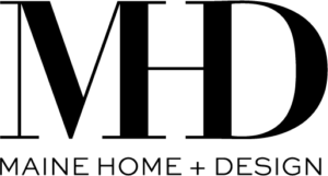 Maine Home + Design Logo
