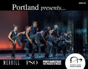 Photo of Step Afrika! program cover