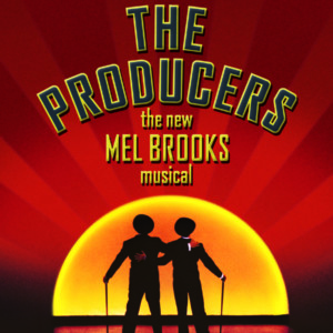 Promo image of 'The Producers, the new Mel Brooks musical'